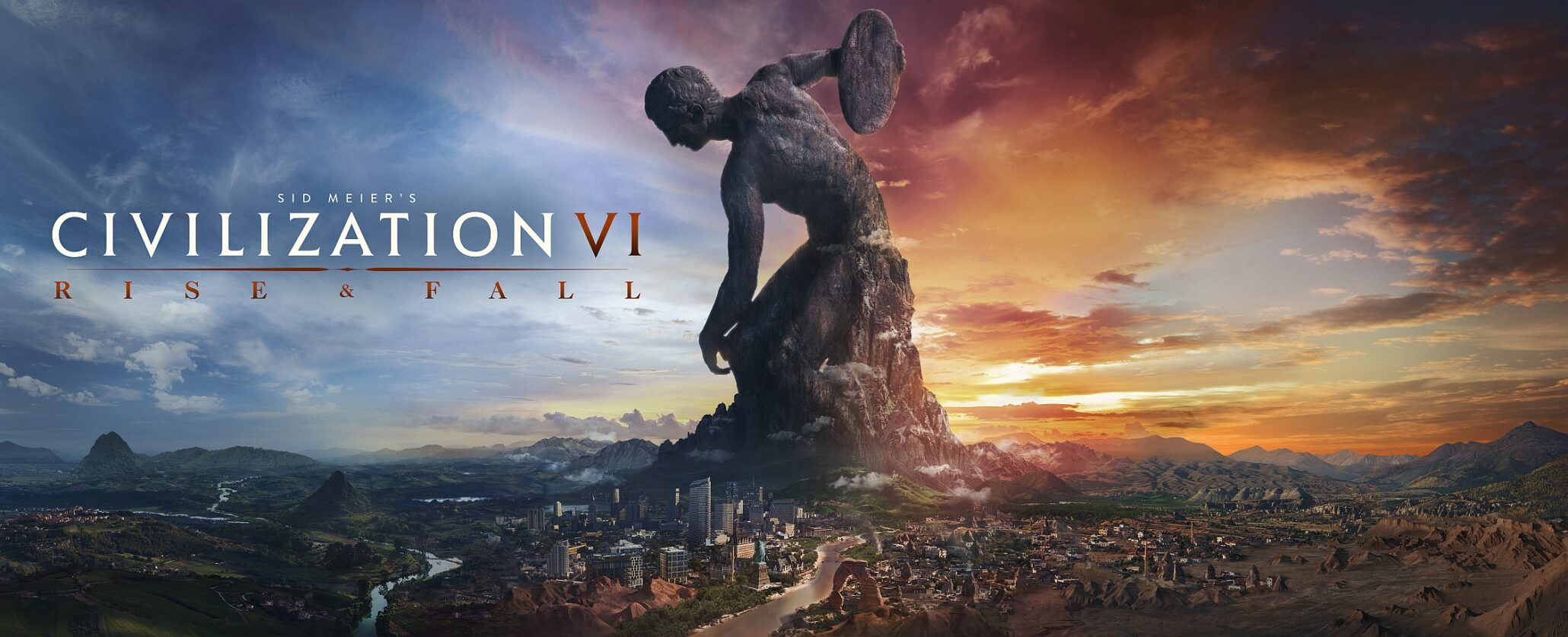 Sid Meier's Civilization Vi Rise And Fall Expansion Due