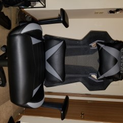 Mesh Gaming Chair Rent Shower Respawn Rsp 205 Review Backed Comfort