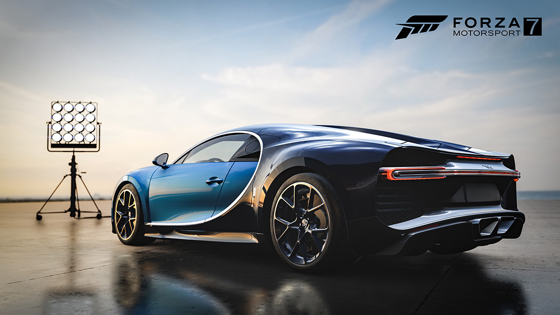 February Forza Motorsport 7 Update Released; Offers