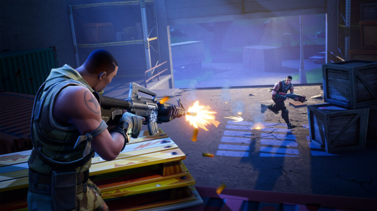 Fortnite 60FPS Update For XB1XXB1 Amp PS4Pro Arriving This