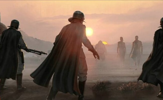 Open World Star Wars Game With Online Component In