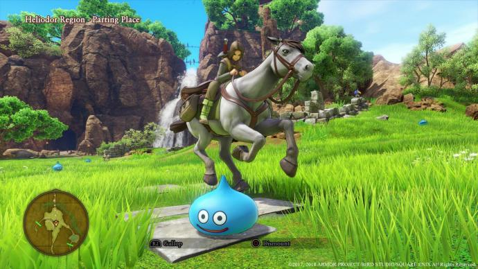 dragon quest 11 attack