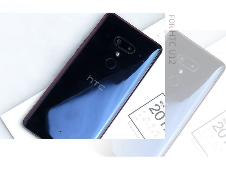 HTC U12 Plus Renders Offer a Better Visual at the Company's Upcoming Flagship and Last Shot to Make or Break Itself