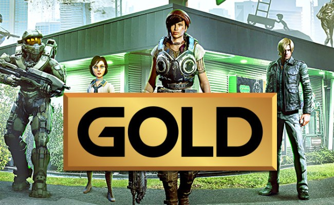 Xbox Live Gold Free With Game Pass Promo Pops Up On Xbox