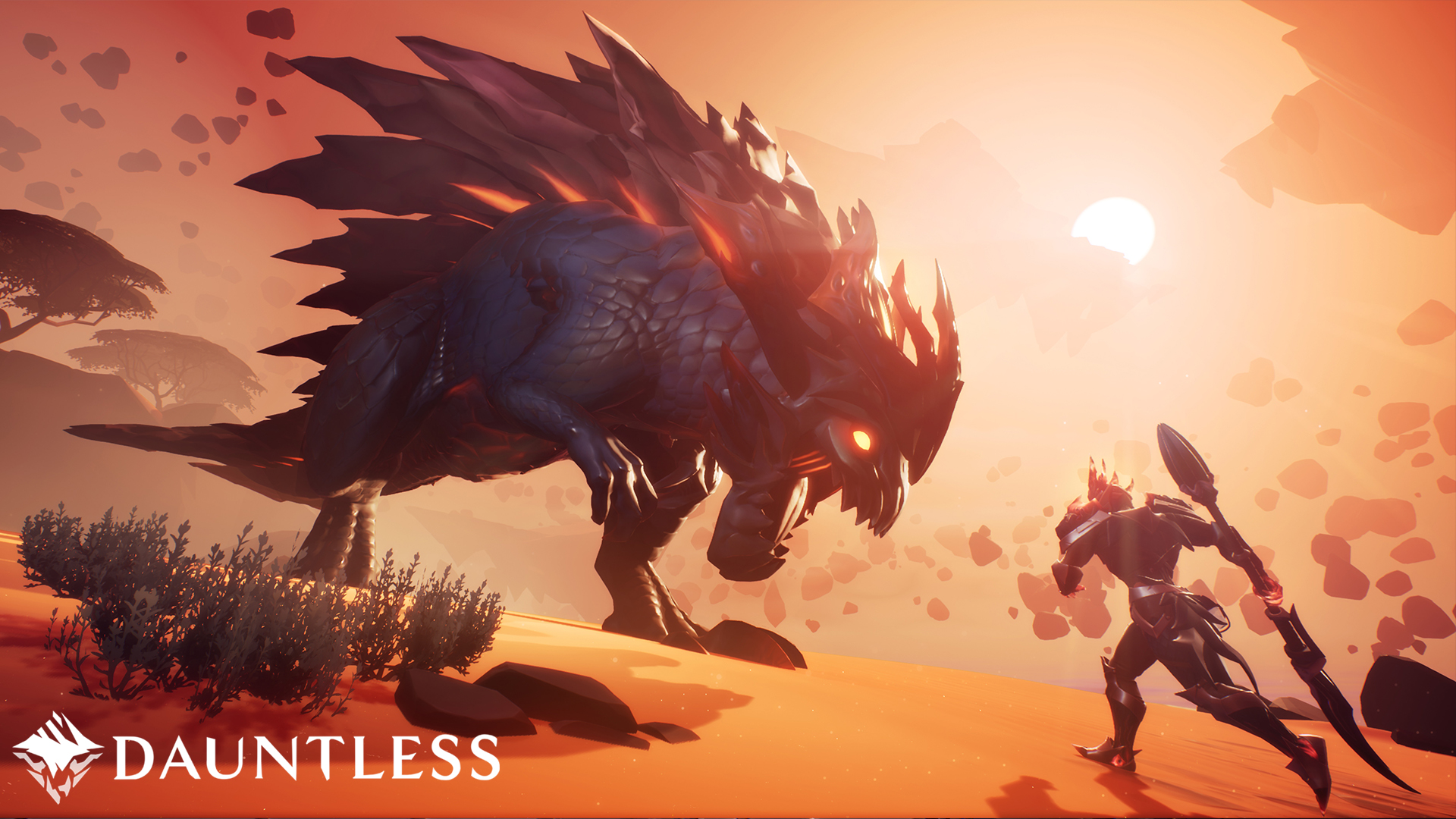 Dauntless Open Beta Is Now Live On PC Over One Million