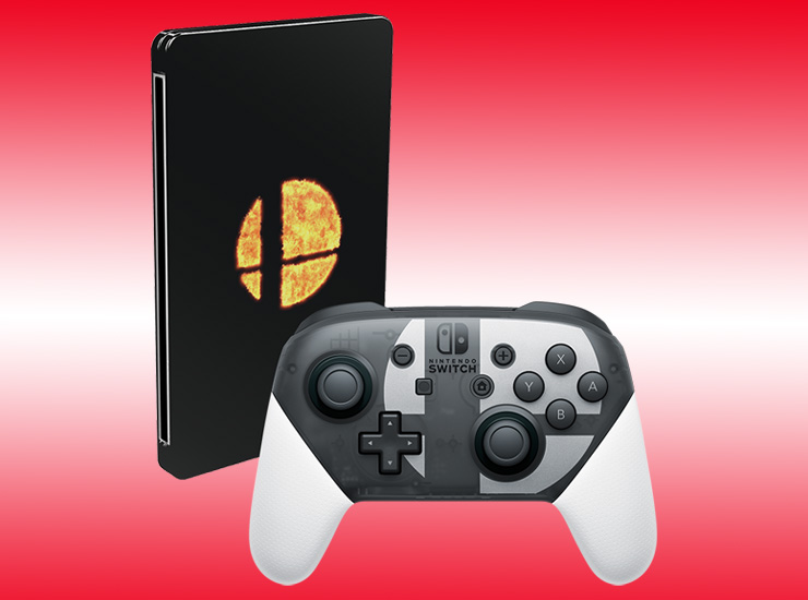 Super Smash Bros Ultimate Getting A Special Edition