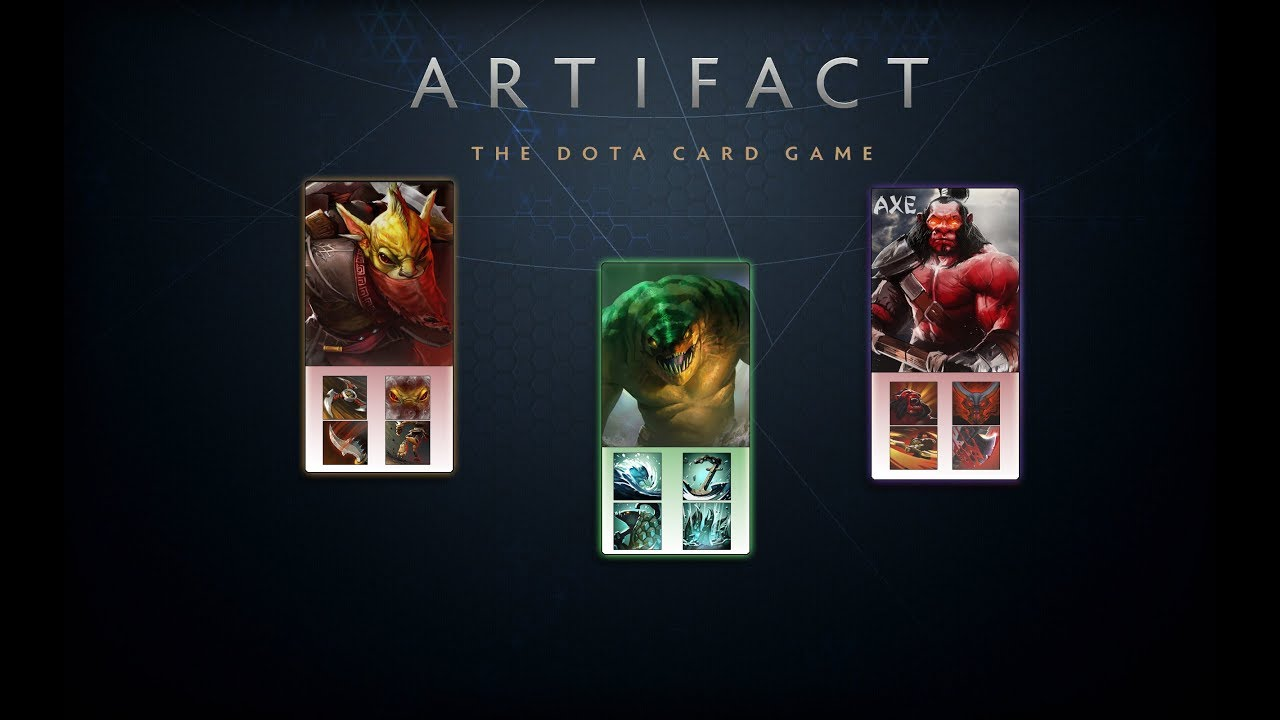 Valves TCG Artifact Now Set To Launch On November 28th