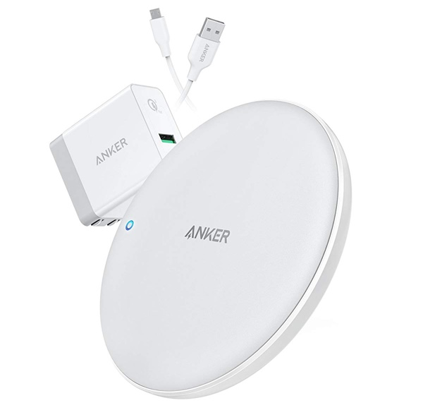 Anker powerwave pad Bought an iPhone Xs and iPhone Xs Max? Here are the top 10 fast wireless chargers for you!