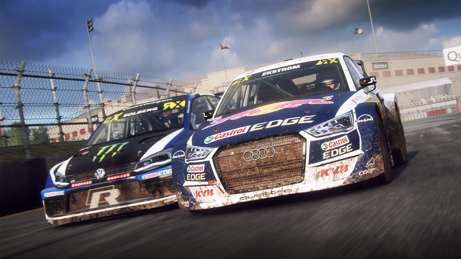 Money Falling Wallpaper Dirt Rally 2 0 Announced For Pc And Consoles Launches In