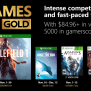 Xbox Live Games With Gold Lineup For November 2018