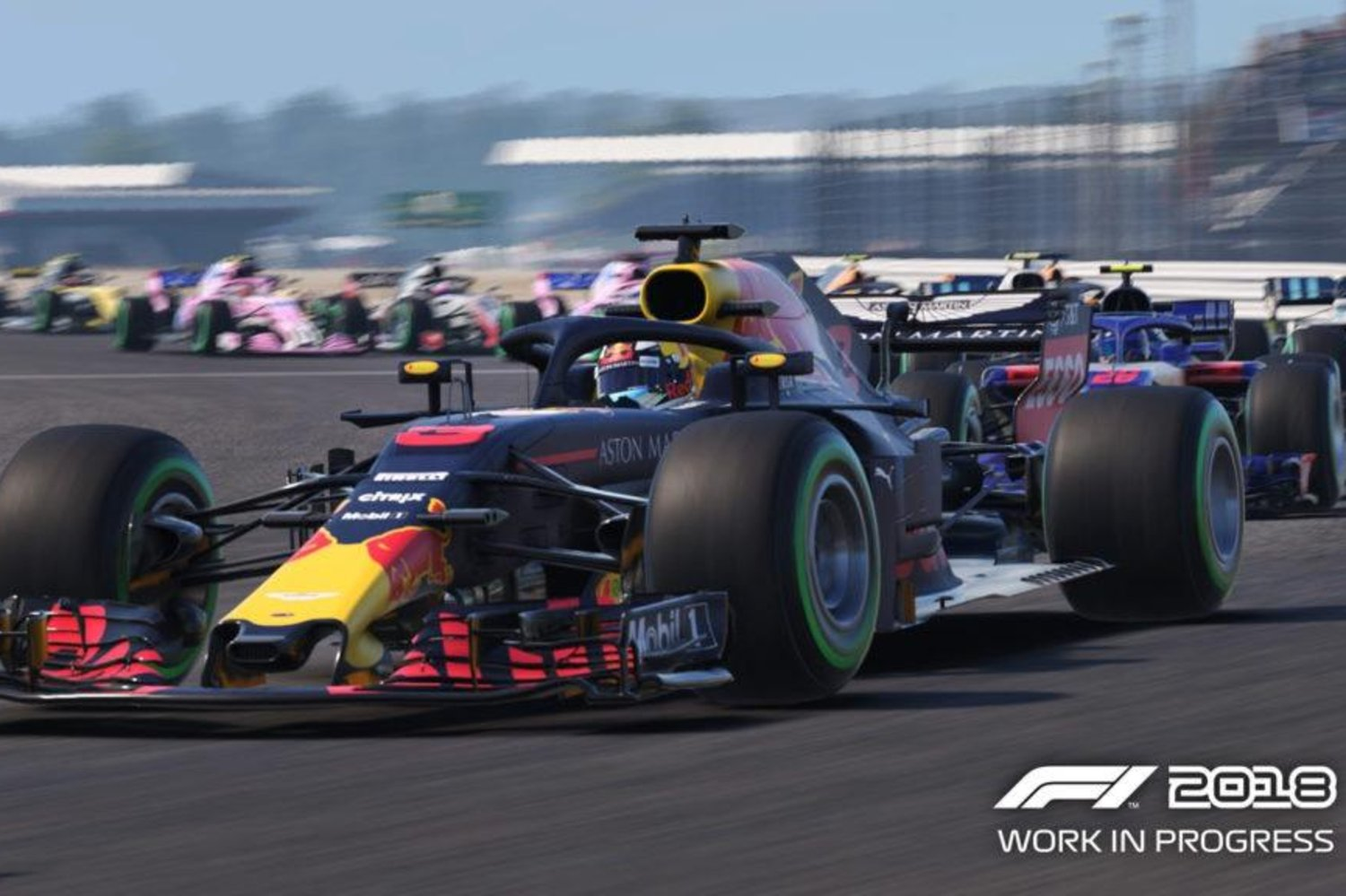 F1 2018 DX12 Beta Build Released by Codemasters; Available for Download through Steam Now