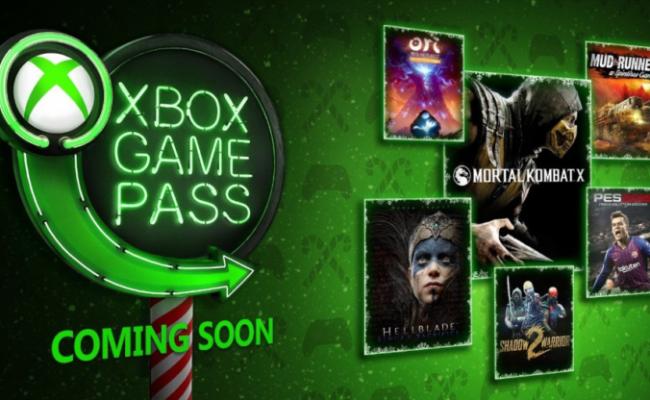 Xbox Games Pass December Games Includes Mortal Kombat X