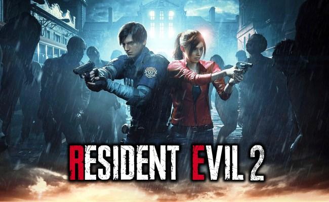 Resident Evil 2 Review Steadfast Survival Horror