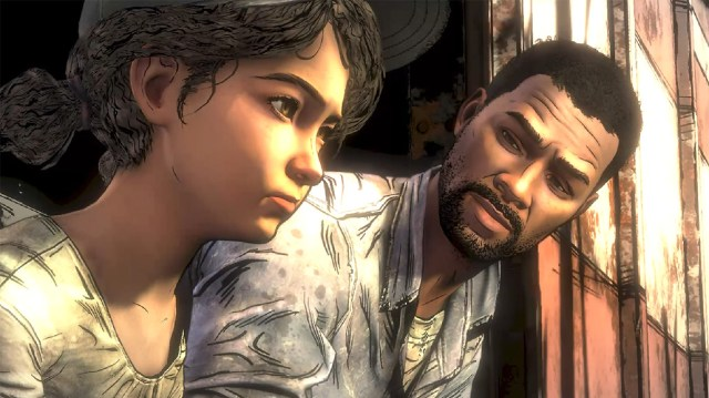 Image result for telltale walking dead""