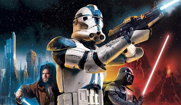 star wars classics including