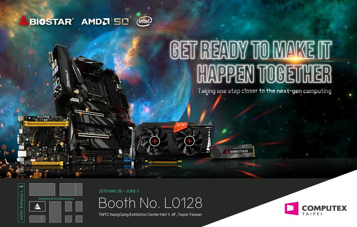BIOSTAR Teases X570 Racing Motherboard For AMD Ryzen 3000