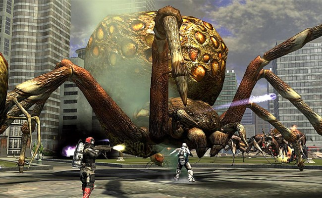 Xbox Games With Gold Serves Up Earth Defense Force And