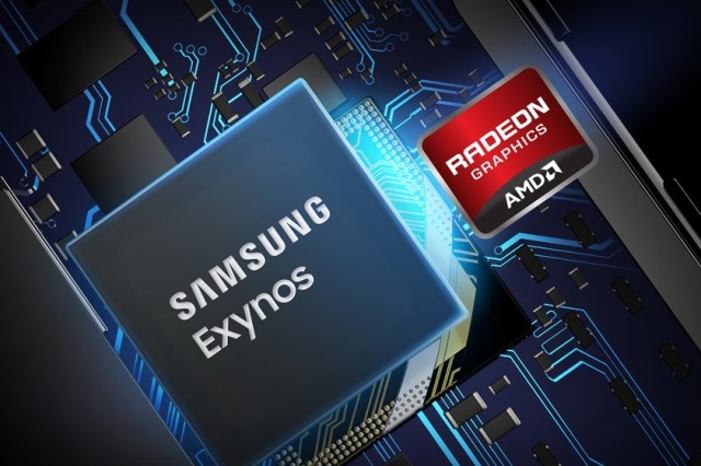 AMD And Samsung Announce Partnership - Radeon Coming To Your Smartphone?