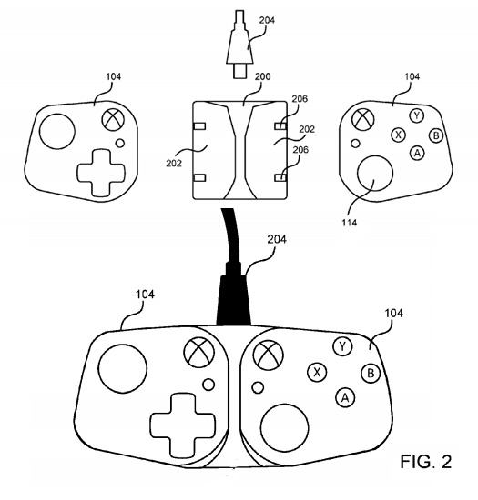 Xbox Cloud's controllers attach to your phone for a