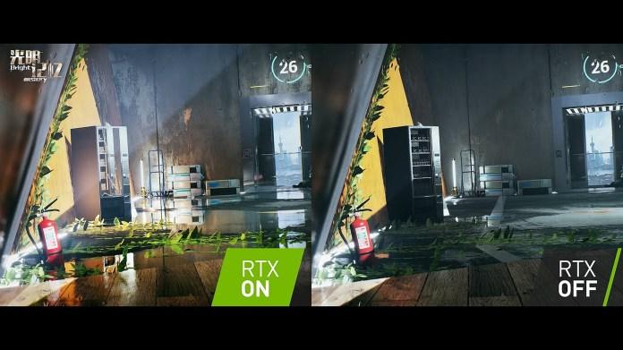 Unreal Engine 5 Lumen vs Ray Tracing