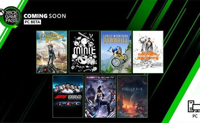 Xbox Game Pass For Pc October Lineup Includes The Outer