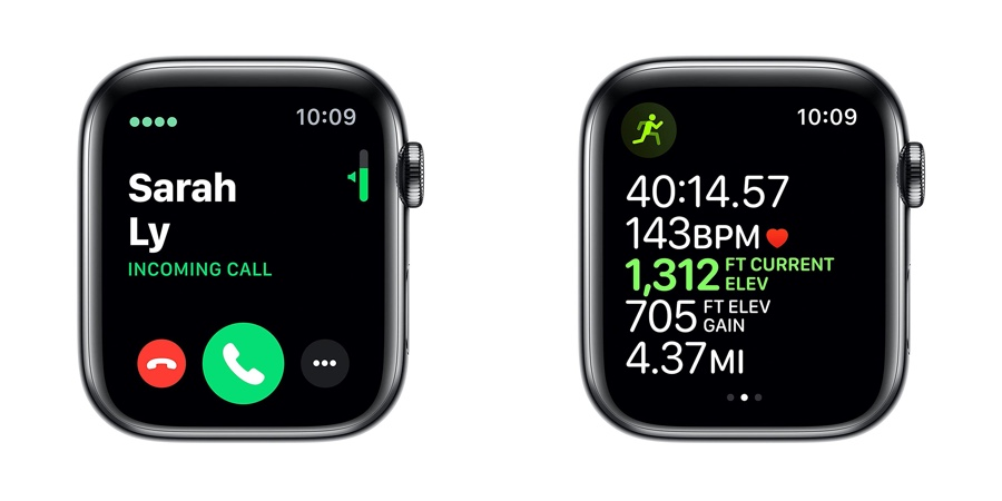 Apple Watch serie 5 acuerdo para el día de los solteros