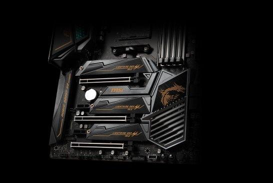 "Seluruh Motherboard MSI 400-Series (X470 & B450) Mendukung AMD Ryzen 5000 ""Zen 3"" Desktop CPUs"