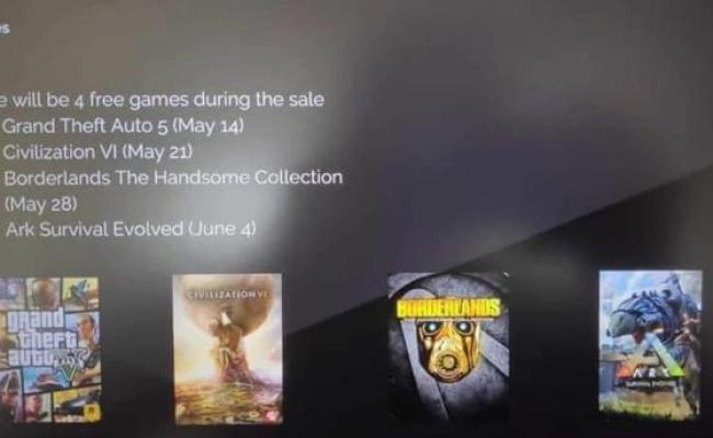 Updated Borderlands Next Free Upcoming Epic Games Store
