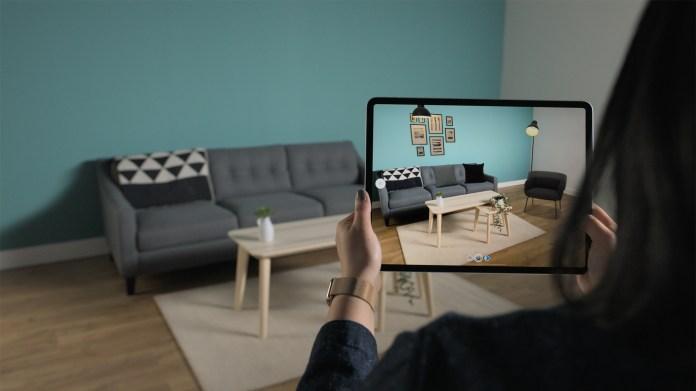 2020 Apple Pro LiDAR Apple Glass