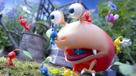 Pikmin 3 Deluxe Shows Off Story Co-op, Side Missions, and More, Demo  Available Today