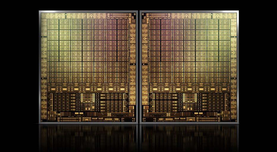 NVIDIA H100 'Hopper' GPU: Monster Graphics Card With 100 Billion Transistors Across 2 Dies. 43008 CUDA Cores And 48 GB HBM4 Memory