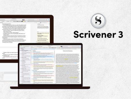 Scrivener 3.2.2 License Key