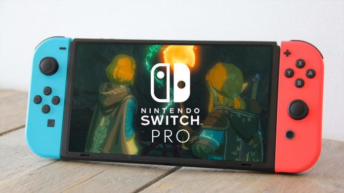 """New Nintendo Switch Pro"""" Briefly Listed on Amazon Mexico"""