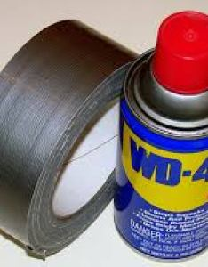 Duct tape and wd also wd  marriage made in heaven rh