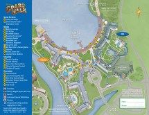2013 Resort Hotel Maps - 3 Of 37