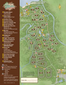 2013 Resort Hotel Maps - 20 Of 37