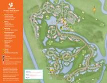 2013 Resort Hotel Maps - 22 Of 37