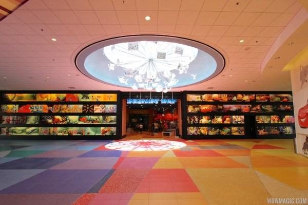 Disney Art of Animation Resort Lobby