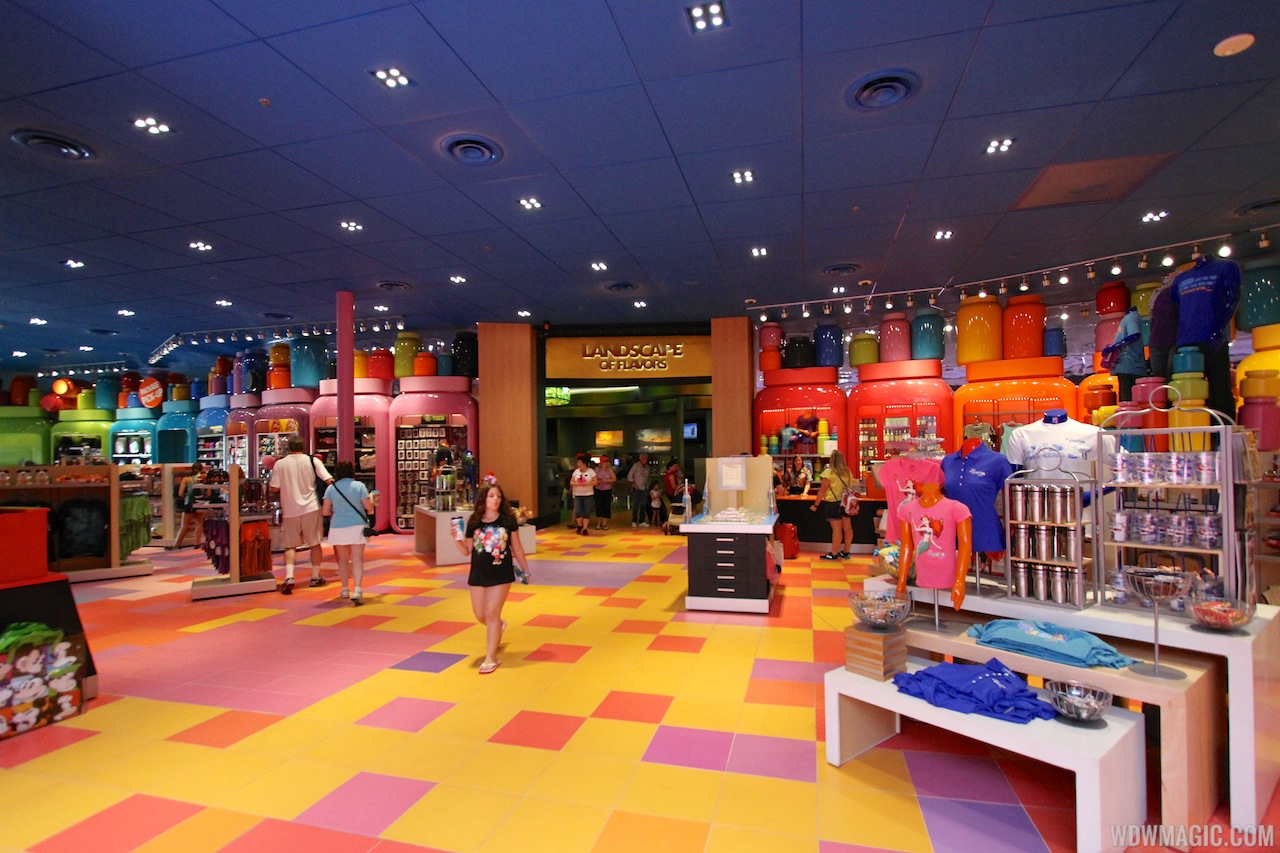Disney Art of Animation Resort Gift Shop