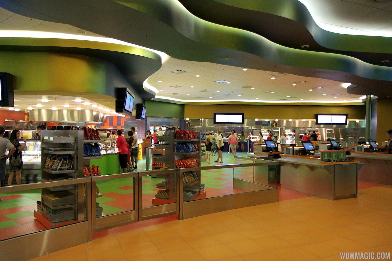Disney Art of Animation Resort Food Court