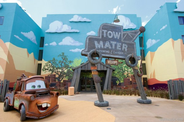 Disney' Art Of Animation - Cars Section 7 33