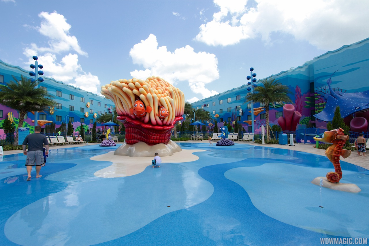 Art of Animation Resort Finding Nemo