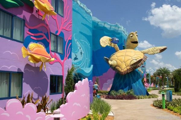 Disney' Art Of Animation - Finding Nemo Section