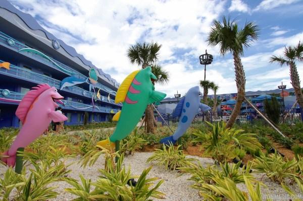 Disney' Art Of Animation - Little Mermaid Section 2 31