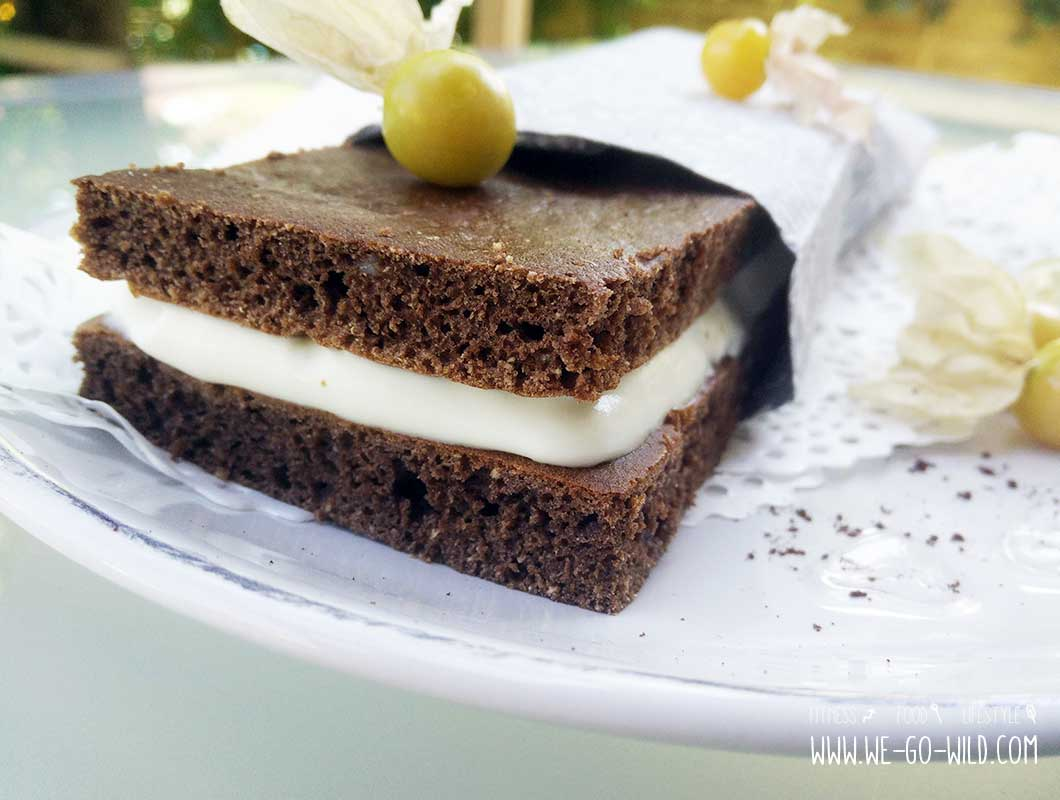 Rezept Milchschnitten Kuchen Low Carb Milchschnitte Das Beste Von