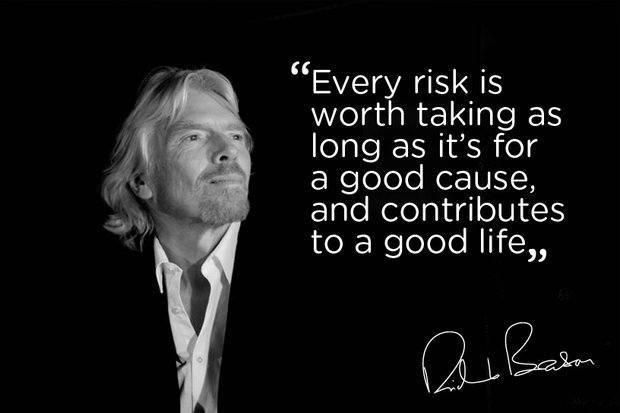 Ричард Брэнсон: лучшие цитаты из биографий предпринимателей