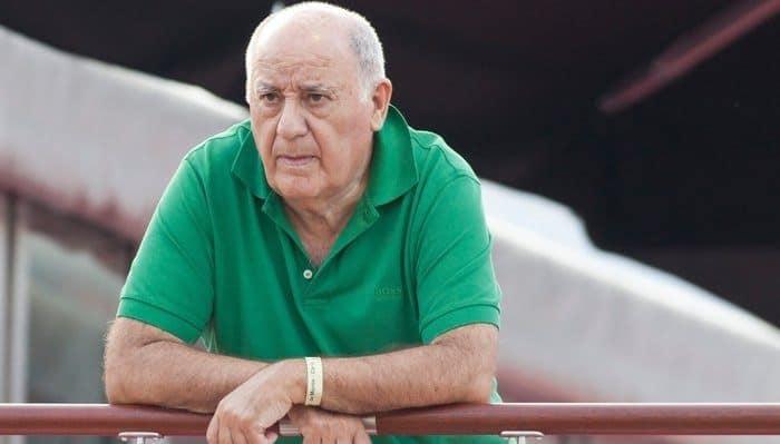 En zengin insanlar - Amancio Ortega