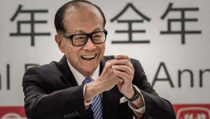 Richest People – Li Ka-shing
