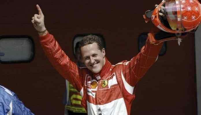 Richest Athletes - Michael Schumacher