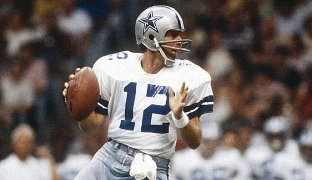 Richest Athletes Roger Staubach